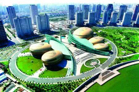 郑zhou国ji会展中心